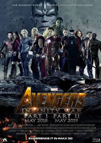 Is there an Avengers: Infinity War part 2 movie? - Quora