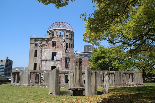 Is it safe to visit hiroshima or nagasaki quora i have visited both hiroshima and nagasaki here are two of my pictures taken in those cities thecheapjerseys Image collections