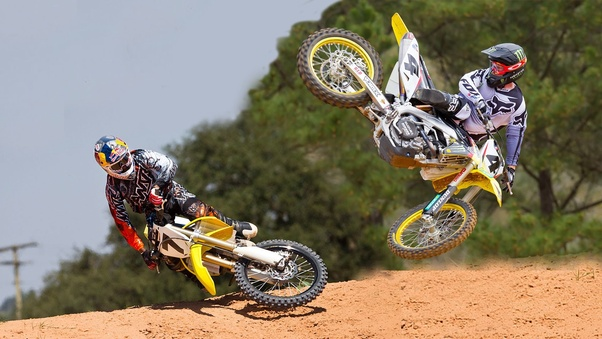 Who is the fastest motocross racer of all time? - Quora
