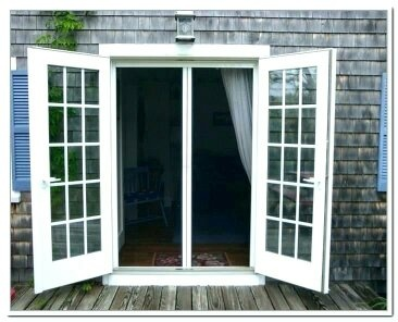 Can French Patio Doors Swing Out Quora