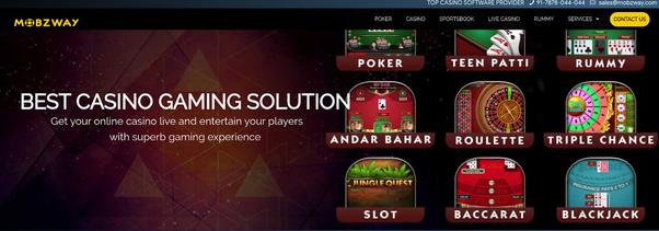 Casino Game Development Companies