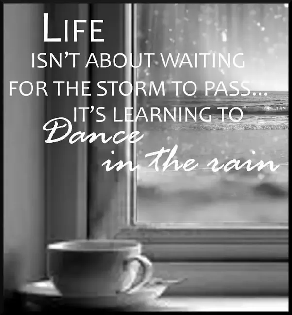 Good Morning Rainy Day Quotes