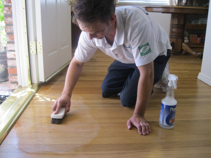 What Are The Best Ways To Clean Vinyl Floors Quora