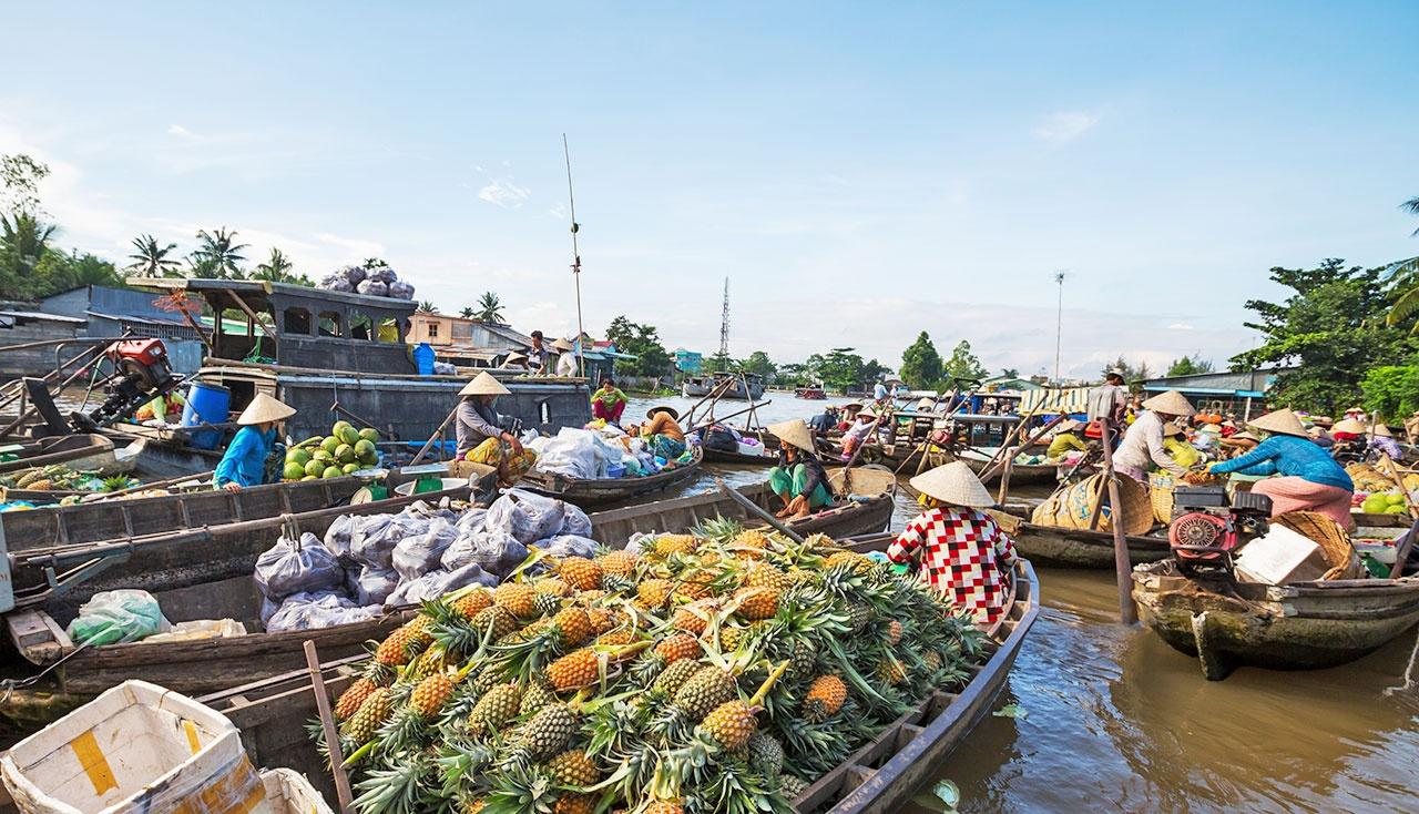 Q: Là một người Trung Quốc, bạn nghĩ gì về tương lai của nền kinh tế Việt Nam so với các nước Đông Nam Á khác? 16