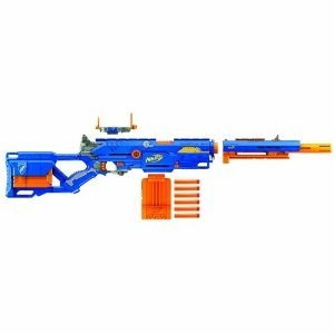 While they may not be as accurate or hold as many bullets, if you are  outfitting a whole family these NERF Guns are a lot more wallet ...