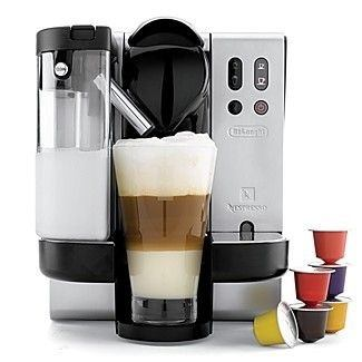There Are A Few Nespresso Options That Include Milk Frother Along With Their Pod Based Brew System You Pour The Machine Mi And Froths It For