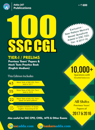 Which app contains the SSC CGL previous year's paper? - Quora