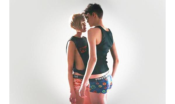 Girlfriends underwear wearing Girls Confess