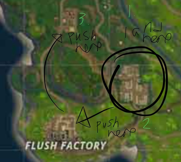 What Is The Best Landing Spot For Noobs In Fortnite Other Than The