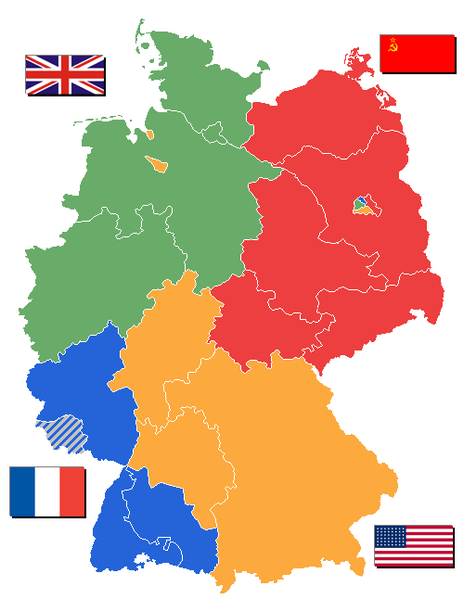 What happened to germany after world war ii quora gumiabroncs Images