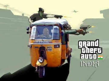 If a Grand theft Auto game takes place in your country, what