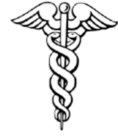 It Is Often Mistakenly Used As A Symbol Of Medicine Instead The Rod Asclepius Especially In United States This Actually