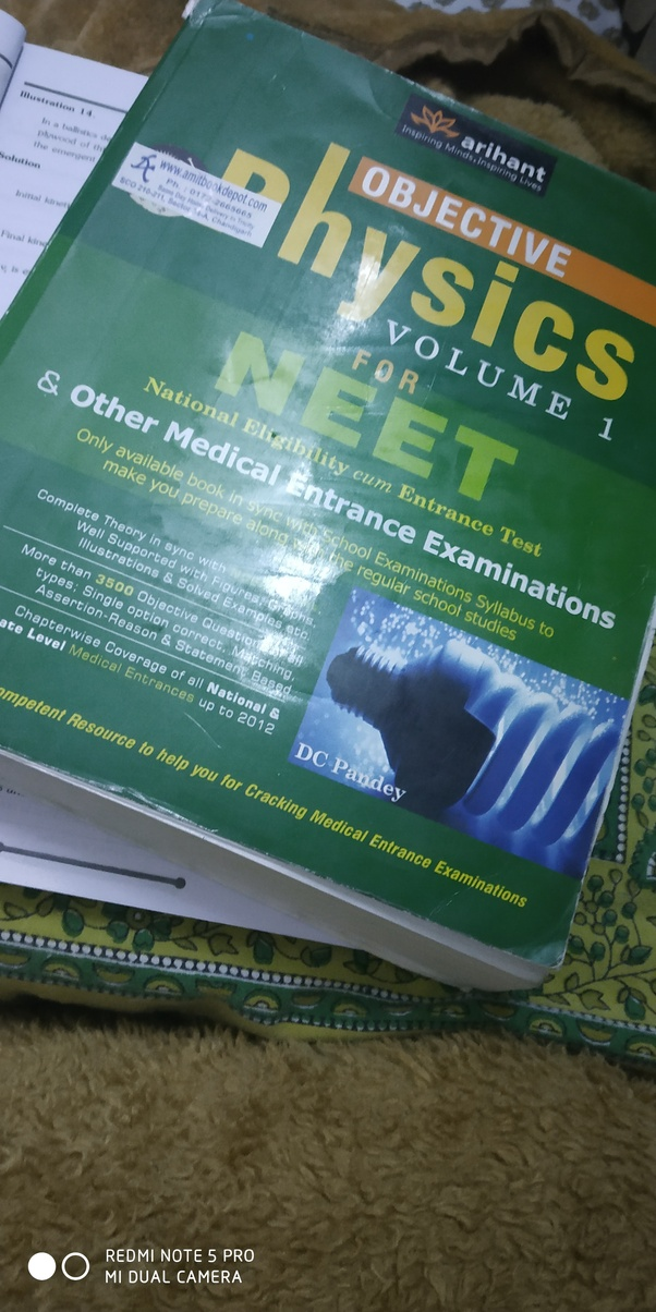 Which books I should refer for NEET preparation? - Quora