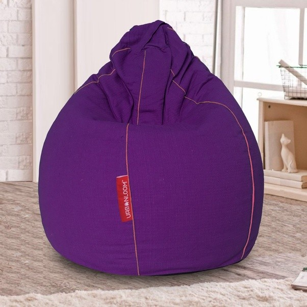Urbanloom Bean Bags Unique Because They Are Skin Friendly,  Kids Friendly,washable, Anti Sweat And Anti Allergy And Are Available At A  Very Affordable Price.