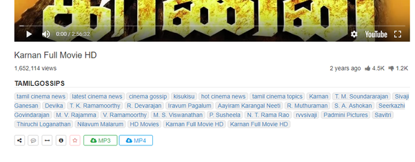 Where I will download old and new movies in Tamil? - Quora