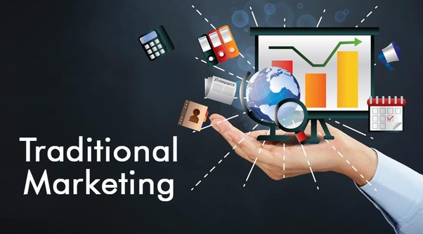 What is traditional marketing? - Quora