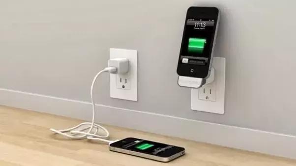Does charging a phone for a long time damage the battery ...