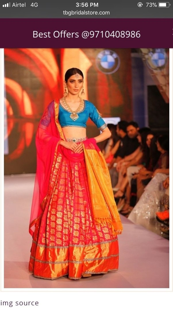 Which Outfit Do You Prefer For An Indian Wedding Saree Or Lehenga