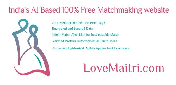 gratis matchmaking site