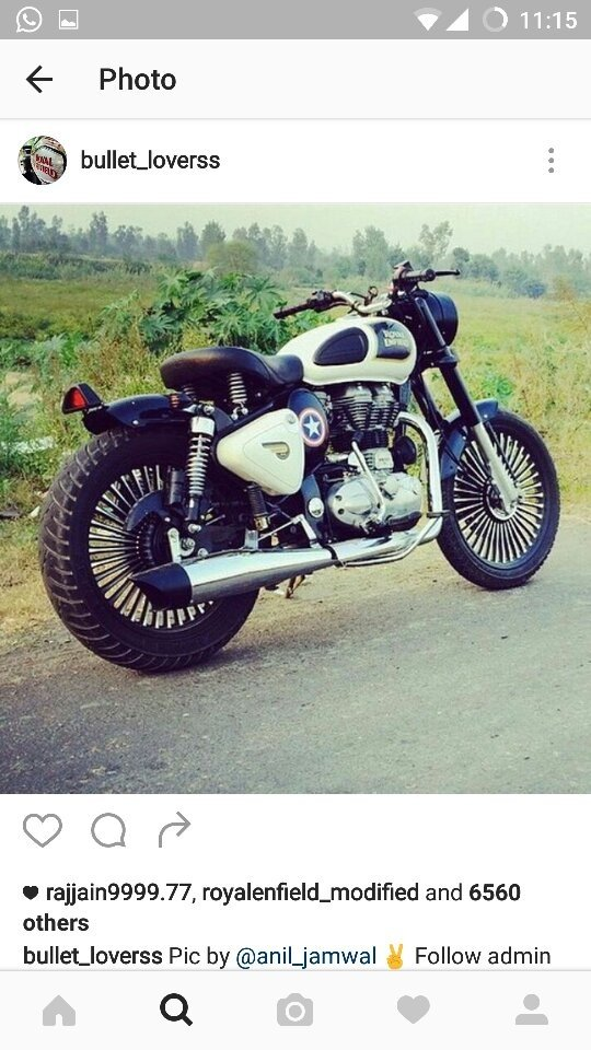 which are the best modified royal enfield bikes quora