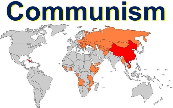 How many communist countries are left? - Quora