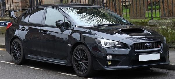 And Now Comes The Subaru Wrx Sti