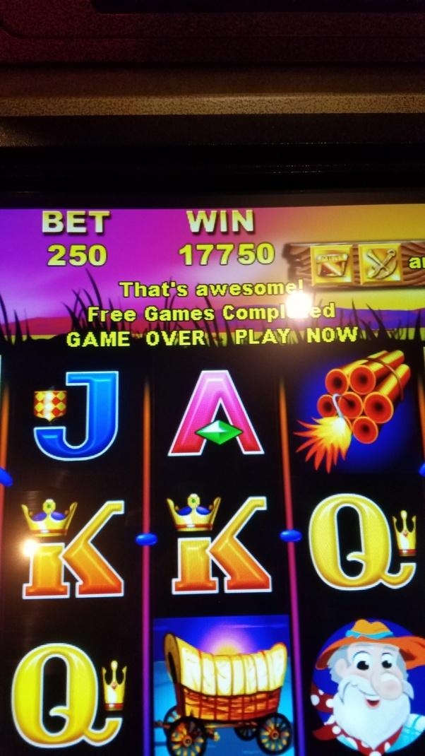Indian Casino Slot Machine Tips