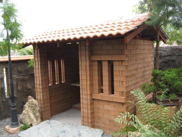 Are interlocking bricks advisable to build a home? - Quora