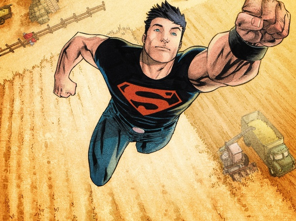 Is Superman's son a permanent addition to the DC Comics? - Quora