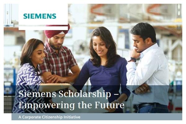 What is the Siemens scholarship? - Quora