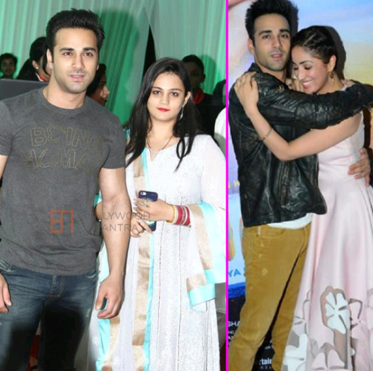 Arpita Khan (Salman's sister) and her husband  They are so