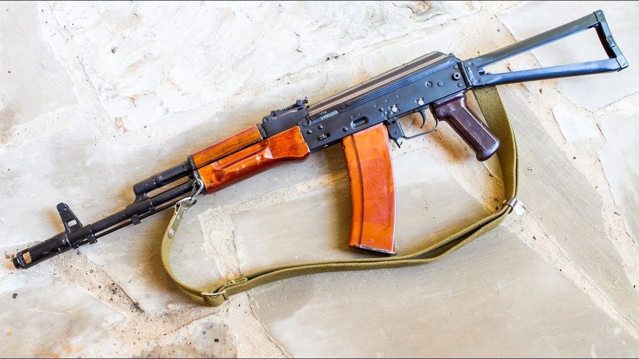What are the pros and cons of the under folding stock most commonly