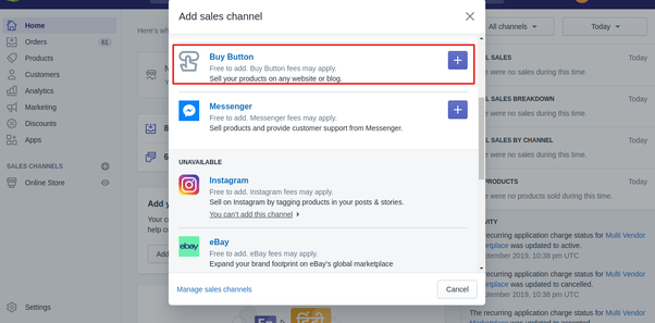 How To Create A Buy Now Button In Shopify Quora
