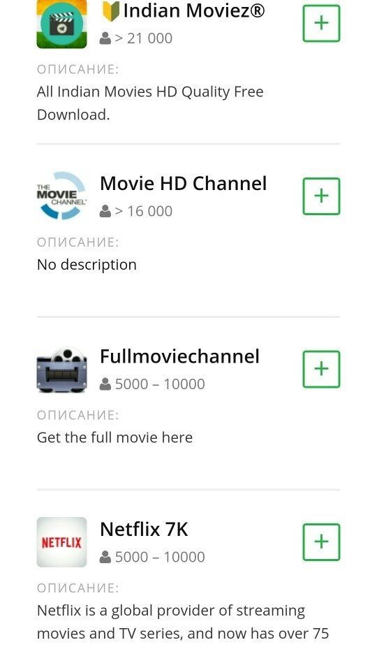 Movie channel telegram malaysia