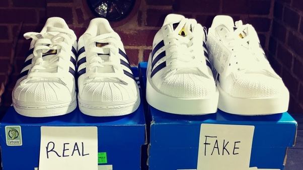 What is the difference between first copy Adidas shoes and