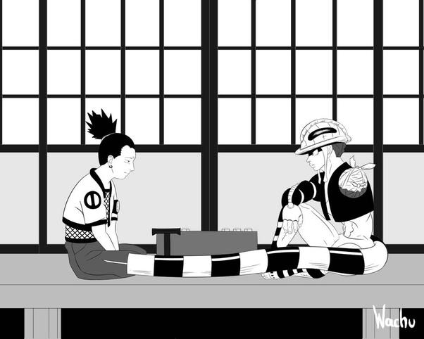 How Would Mureum Do In Shogi From Naruto How Would He Fare Against Shikaku Or Shikamaru What About Komugi Quora We finally learn the gungi champion's name! he fare against shikaku or shikamaru