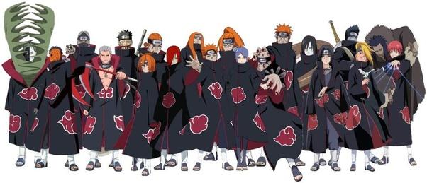 What is Akatsuki in Naruto? - ...