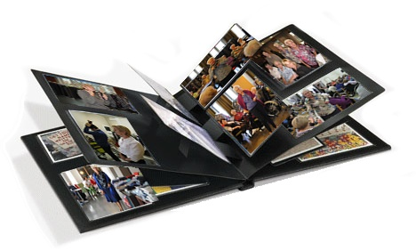 Make A Simple And Easy Handmade DIY Photo Album For Your Friend As Birthday Stick In All The Best Of Pictures Youve Got Then Write Few Beautify