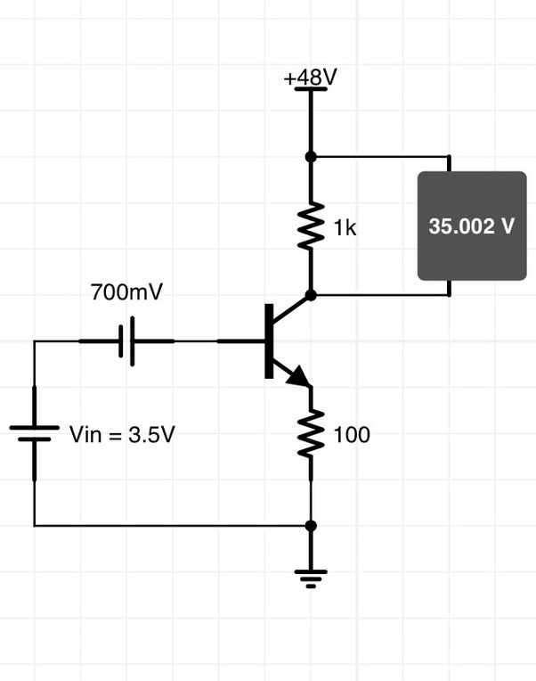 Can I use transistor to make DC voltage amplifier? - Quora Dc Voltage Amp Schematic Diagram on