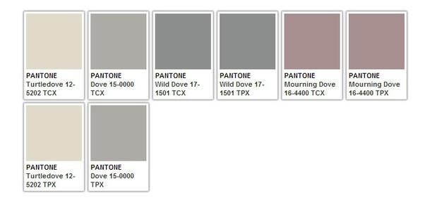 What Is A Dove Gray Color Quora