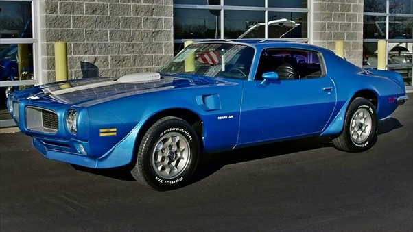 10 Forgotten Muscle Cars - Pontiac '72