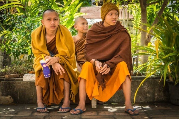 Why do monks wear robes? - Quora