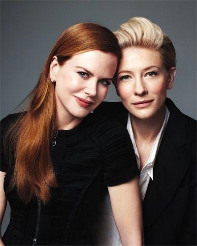 Lesbians actors