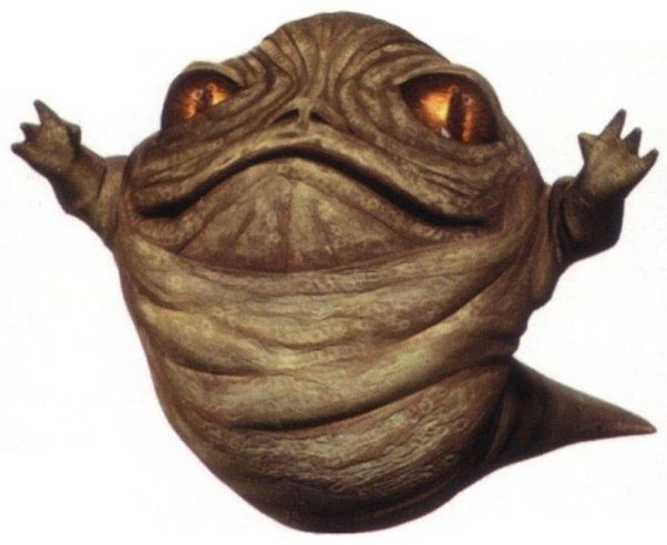 The Clone Wars gave us this belchy little brat. His name is Rotta and he is Jabba Junior.  sc 1 st  Quora & Does Jabba the Hutt have a kid? In Aftermath the sheriff of Mos ...