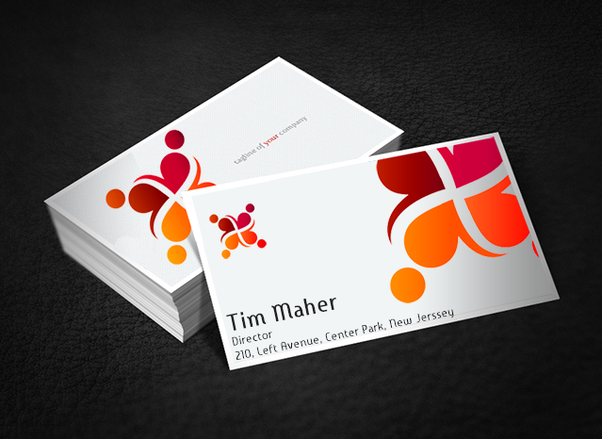 Why do companies use business cards quora could potentially be a great prospect or connection dont you want him or her to walk away with a great first impression a memorable business card colourmoves