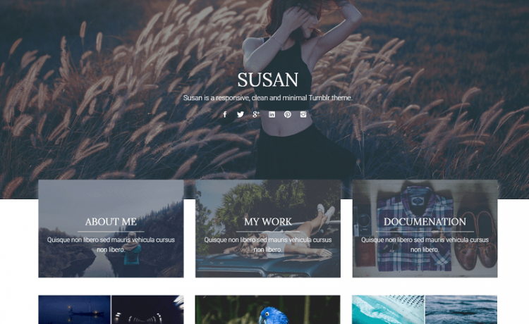 Which are some of the best themes for Tumblr? - Quora