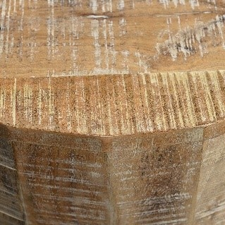 Furniture Is Made By Using A Mango Tree