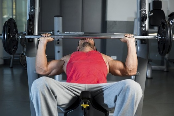 Are you strong if you can bench press at least your body weight? - Quora