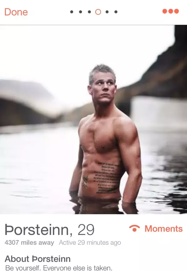 Could someone please rate my tinder for me?/Am I unattractive?