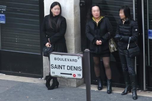 Escort girls Paris love